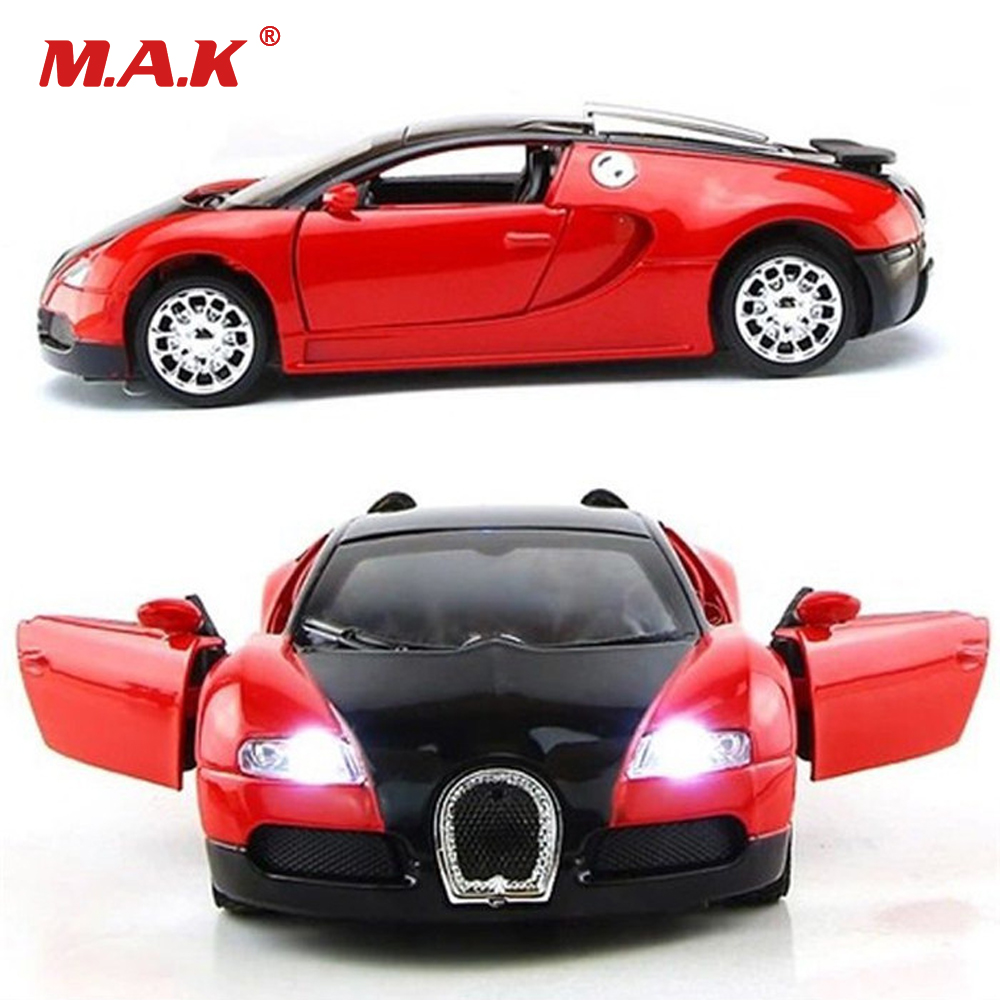 Bugatti Veyron Motor: 1:36 Scale Model Car Bugatti Veyron Diecast Car Model With