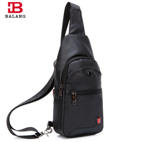 BaLang 2017 New Fashion Man Shoulder Bag Chest Pack Men Waterproof Oxford Messenger Bags Casual Travel