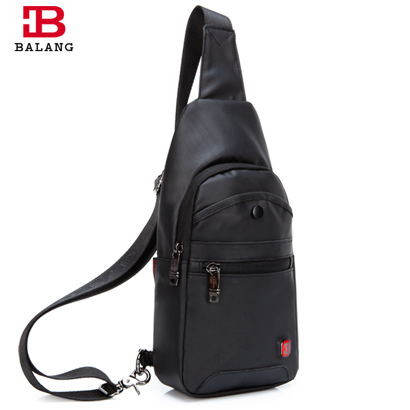 BaLang 2017 New Fashion Man Shoulder Bag Chest Pack Men Waterproof Oxford Messenger Bags Casual Travel Men's Crossbody Bag 2017 new hot men shoulder bag fashion nylon crossbody bag chest bags high quality man travel messenger bags