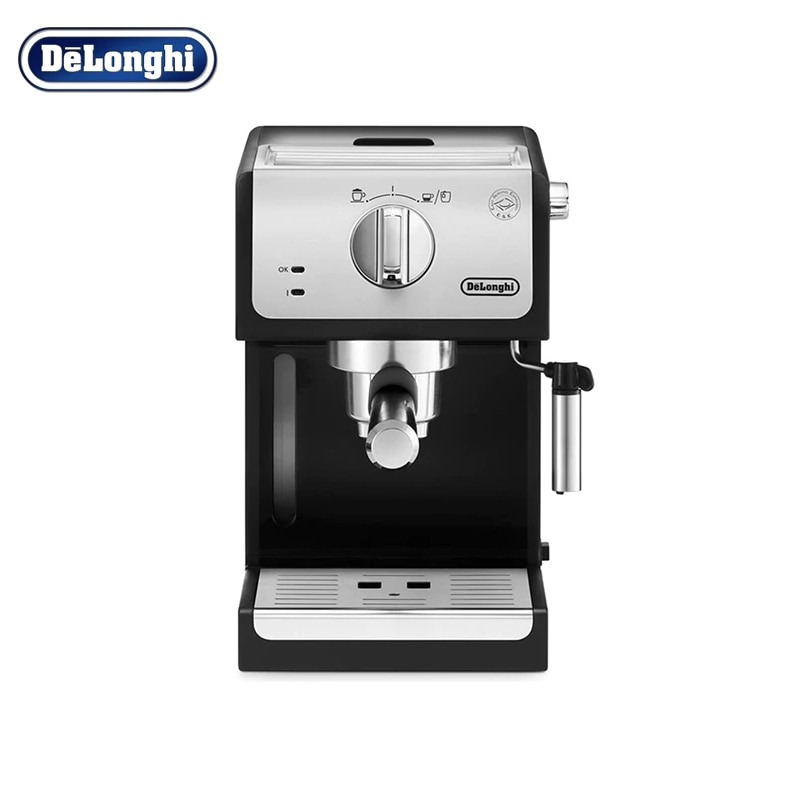 Cofee maker DeLonghi ECP33.21 coffee machine coffee makers Horn new syphon coffee maker electric heater new far infrared ray coffee heater coffee stove with high quality