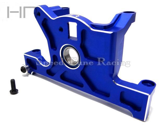 все цены на  Hot Racing LCF38X06 Traxxas Slash 4X4 LCG Aluminum Big Bearing Motor Mount  онлайн