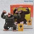 Anime Dragon Ball Z Goku Ape Monkey King Kong Banpresto PVC Figura de Acción de Colección Modelo de Juguete de Regalo de Navidad 14 cm CSL101