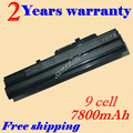 Jigu 9 celdas de batería portátil negro para msi u90 u100 u200 u210 u230 bty-s11 bty-s12 para lg x110 para medion akoya mini E1210
