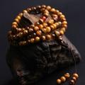 Tibetan Mala Top Grade Tiger Eye Stone Rosary Beads Buddhist 108 Prayer Beads Mala Blessed Mala