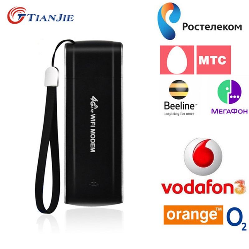Repeater Hotspot Mifi-Stick Wifi-Router Usb-Modem Unlocked Mobile-Broadband LTE 4G Dongle
