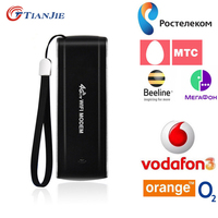 4G Lte Wifi Router USB Modem Mobile Broadband Hotspot Unlocked Dongle Car Wifi Extender Repeater Mifi Stick Date Card
