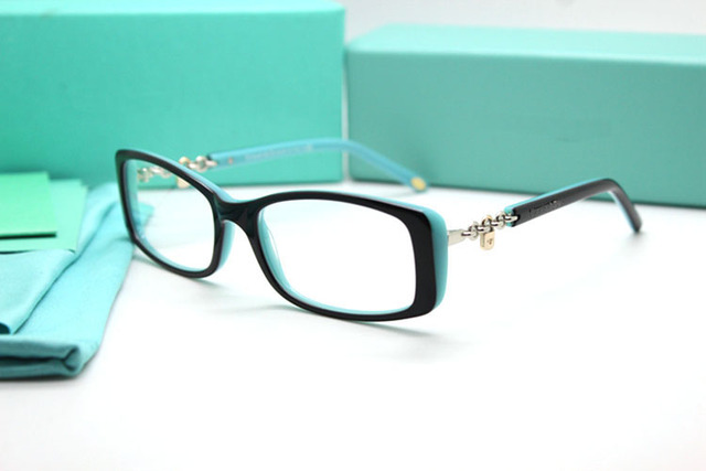 Brand Eyeglasses Frames Acetate Women Full-rim Eyewear Frames Myopia Glasses Optical Frame Good Quality 2017 New Arrival 2063