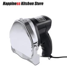 משלוח חינם נירוסטה קבב Slicers שווארמה מכונת סכינים מטבח מכונת Cutter עבור שווארמה KEBAB Makers קליבר
