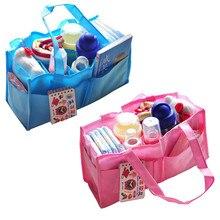 Новая многофункциональная сумка для хранения бутылочек для мам, раздельная сумка для подгузников, дорожный рюкзак, сумки для подгузников, комплекты для здравоохранения, Прямая поставка