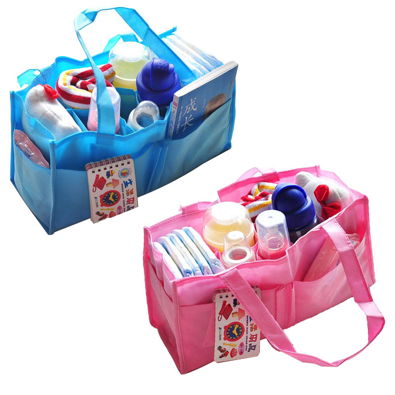 New Mummy Bottle Storage Multifunctional Separate Nappy Maternity Bag Travel Backpack Nappy Tote Healthcare Kits A# dropship
