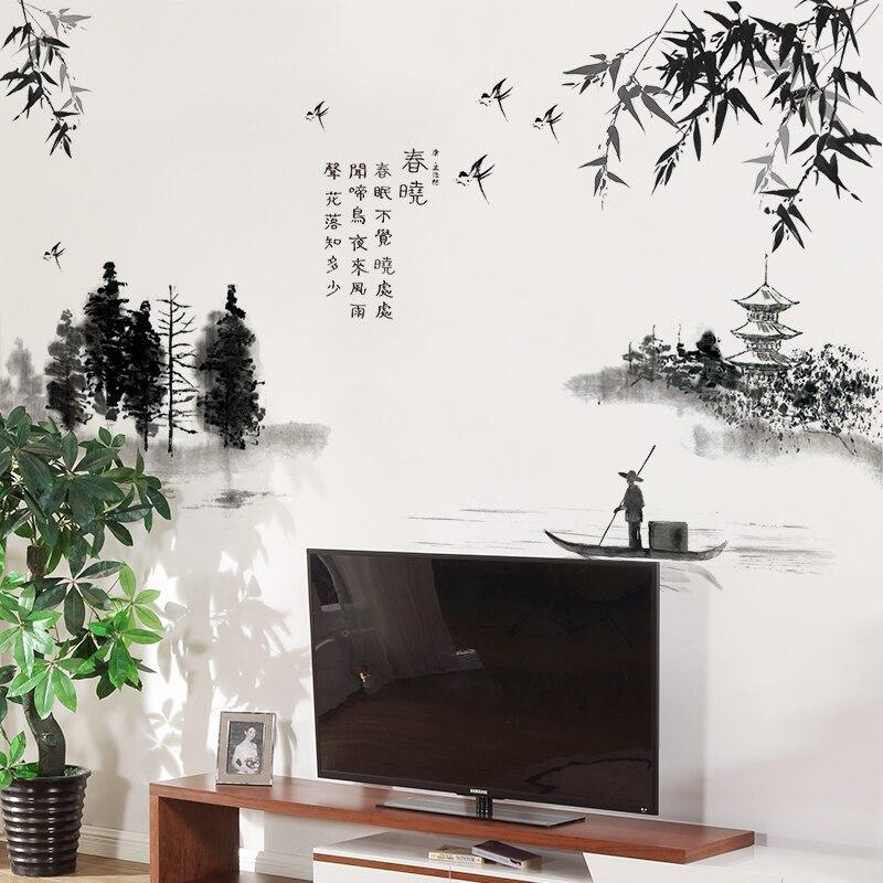 [SHIJUEHEZI] Қара түсті бояу кірістіру - Үйдің декоры - фото 1