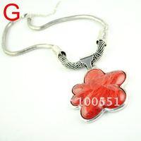 Star Shape Resin Pendant Necklace Charm Jewelry Necklace Big Chunky Necklace Jewelry Free Shipping NL 1533