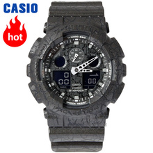 Casio watch Solar wave table outdoor mountaineering men watch PRW-6100Y-1A casio solar watch