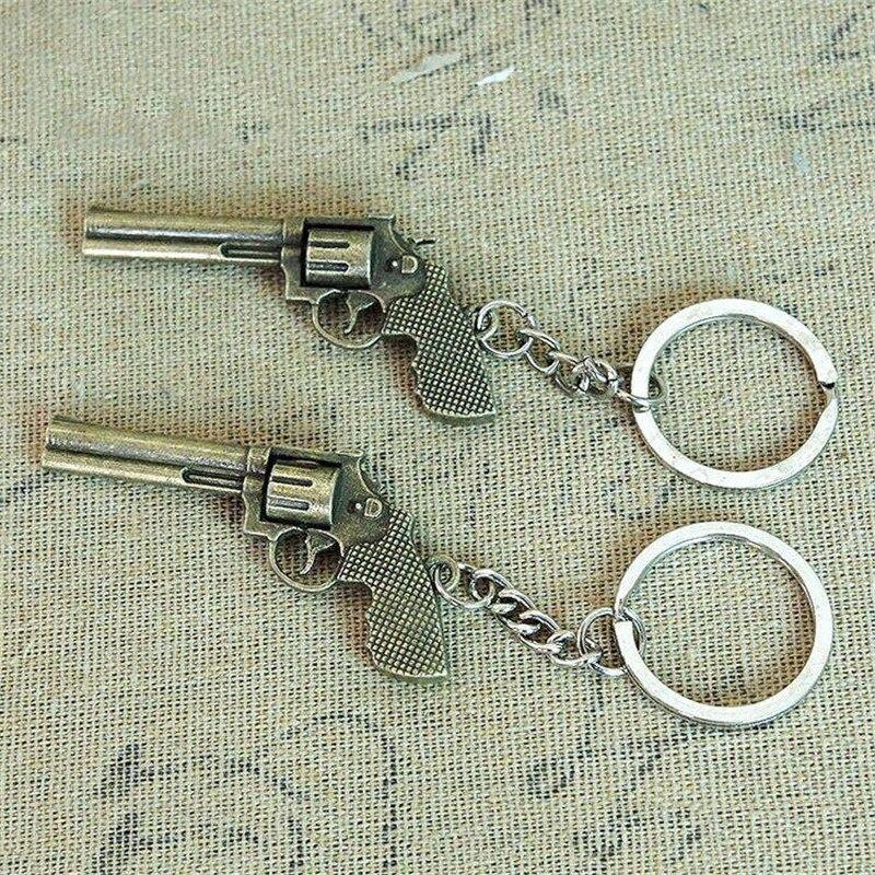 Keychains bullet gun model (15)