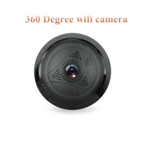 2016 NEWST 360 Degree Panoramic Cctv Camera Smart IPC Wireless IP Mini Camera P2P 960P HD