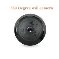 2016 NEWST 360 Degree Panoramic Cctv Camera Smart IPC Wireless IP Mini Camera P2P 960P HD