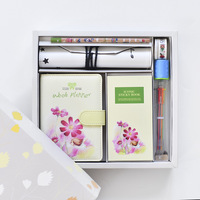 2018 Hand Book Gift Set 8 Piece Notepad Small Fresh Books Students Creative Birthday Travelers Notebook