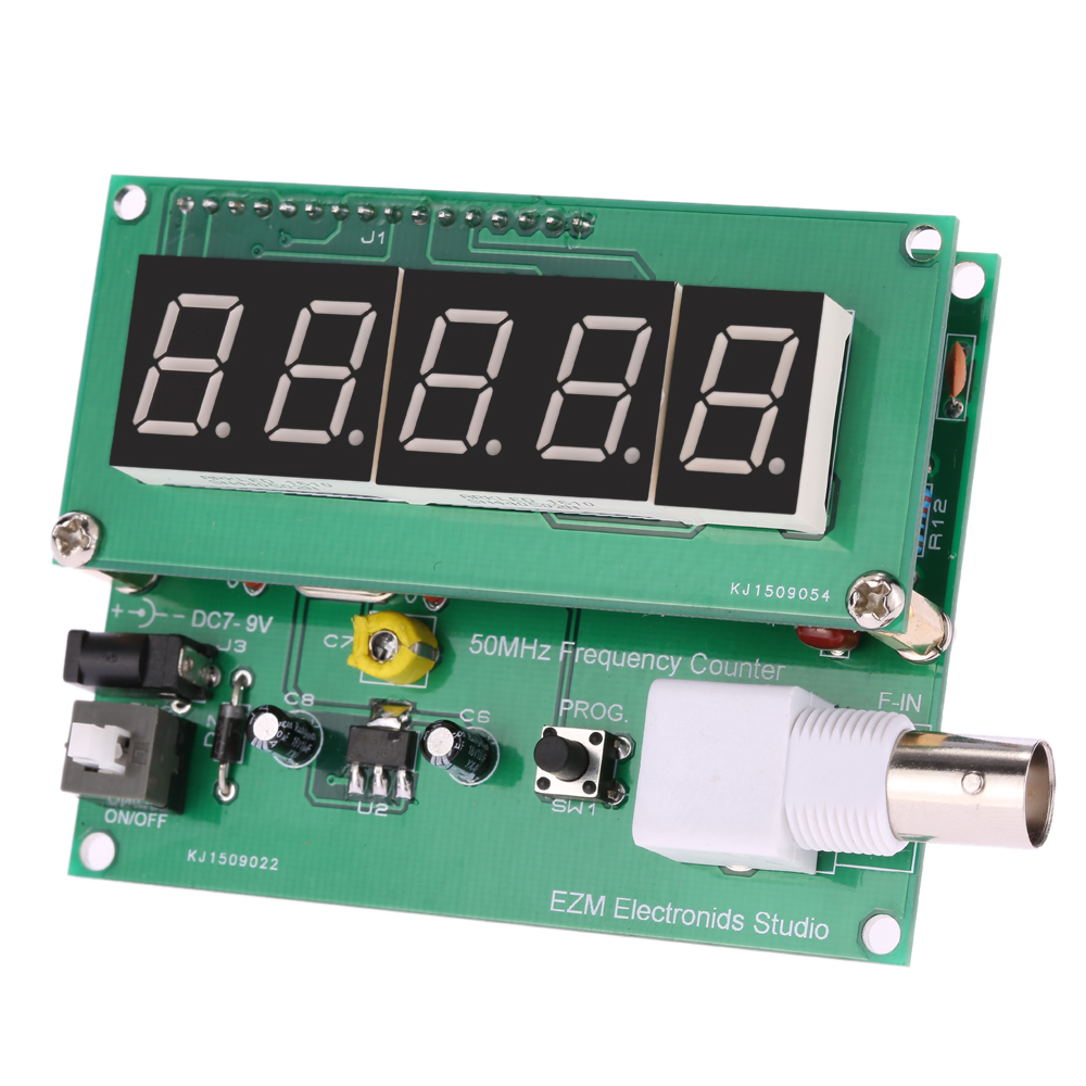 Hi Frequency Counter Ic : Aliexpress buy high sensitivity frequency counter
