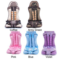 High Quality Children Baby Car Seat Breathable Soft Baby Safety Seat Cover Child Safety Car Seat