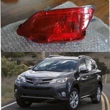 1Pcs New Rear Bumper fog light Fog Lamp Reflector LH Left Side for Toyota RAV4 2013