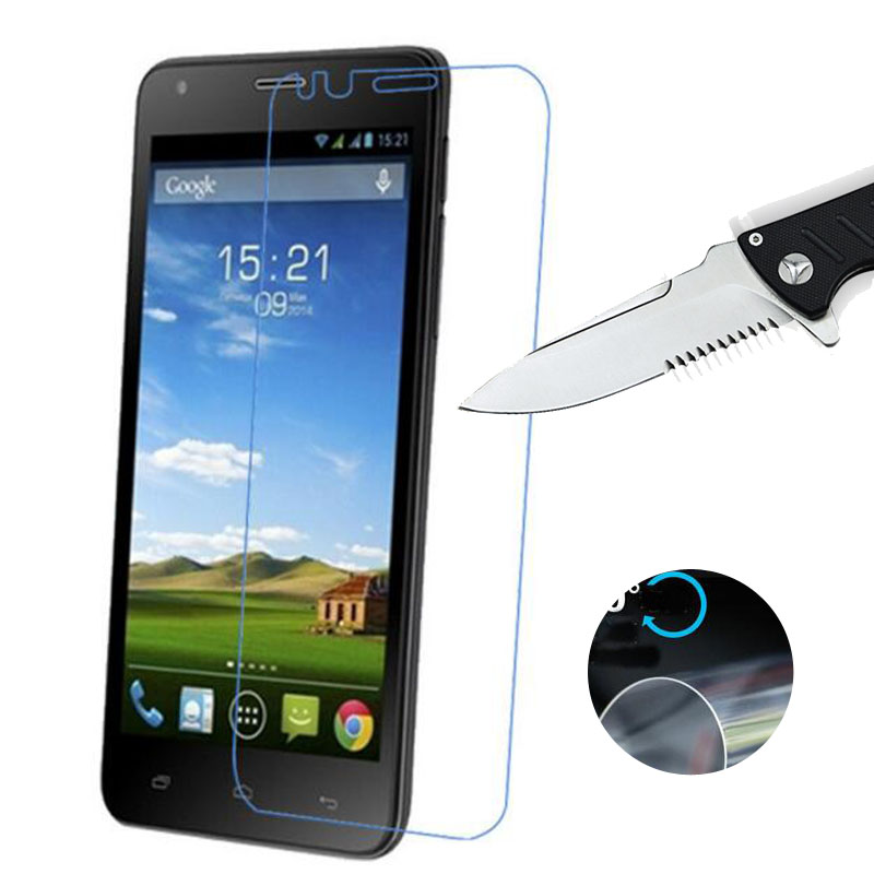 Nano Explosion-proof Soft Clear Screen Protector for Fly IQ456 IQ 456 ERA Life 2 New LCD Film (NOT Glass)