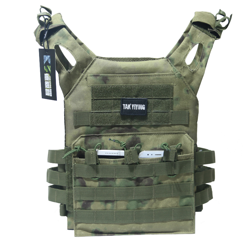 Hunting Tactical Accessoris Body Armor JPC Plate Carrier Vest Mag Chest Rig Airsoft Paintball Gear Loading Bear Vests Camouflage