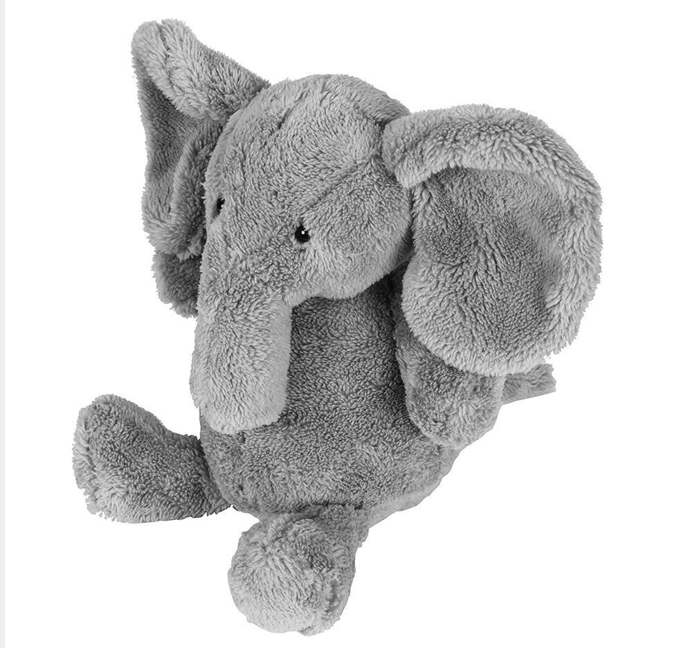 Soft Doll Stuffed Animals Plush Pillow Kids Elephant Toy Children Party Christmas Gift Bed Decoration Baby Toys Cushion