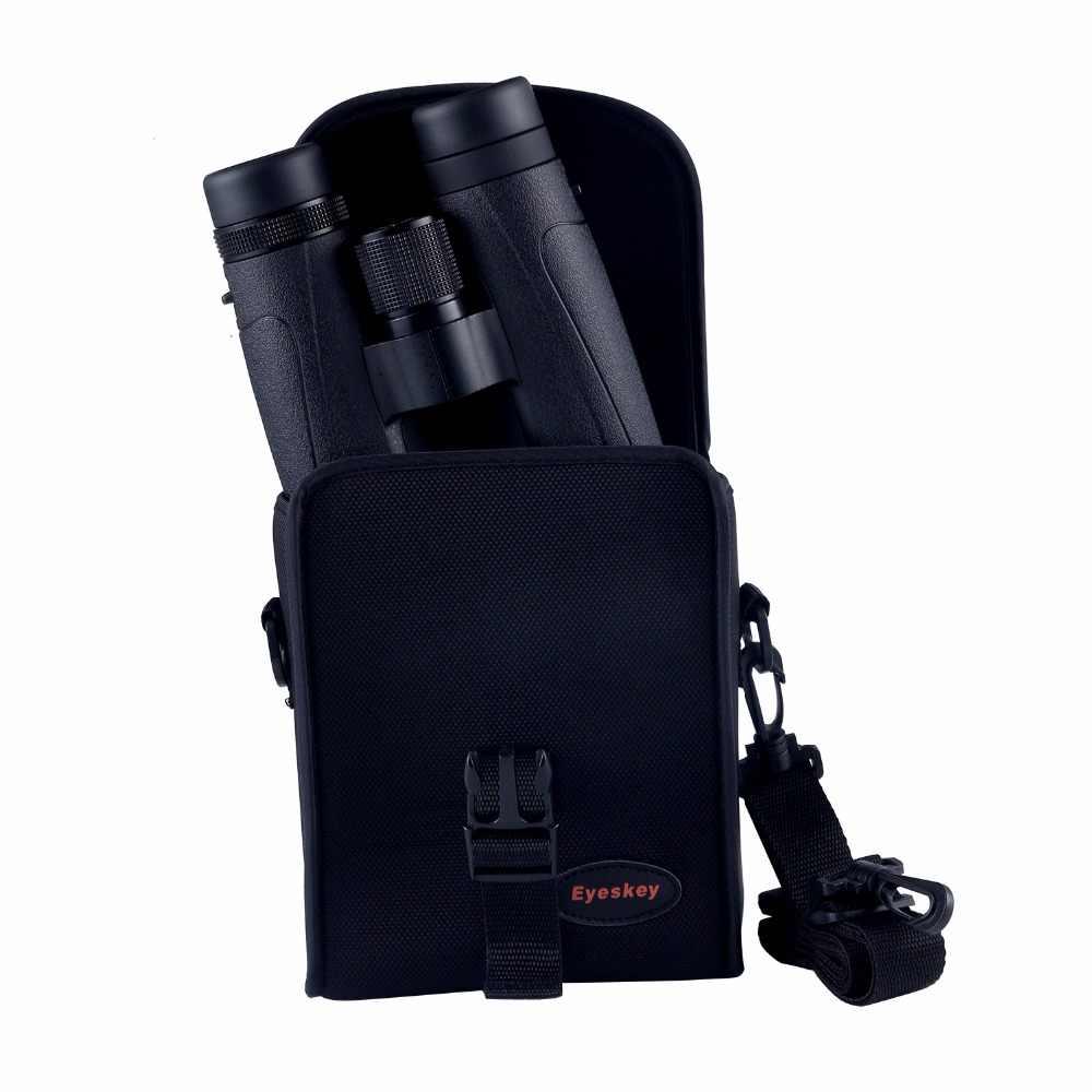 مقاوم للماء حاوية مجهر كاميرا مجهر الحال بالنسبة 50 مللي متر مناظير حقيبة حقيبة كتف واحد الكتف حزام أسود حزام