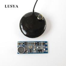 Lusya UHF מיקרופון אלחוטי FM מיקרו פנימי אודיו משדר ילד ניטור טנדר מודול G1 010