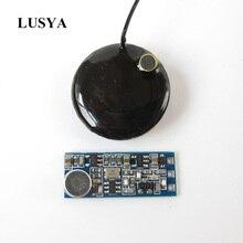 Lusya UHF kablosuz mikrofon FM mikro interkom kablosuz AV alıcısı vericisi çocuk izleme pikap modülü G1 010