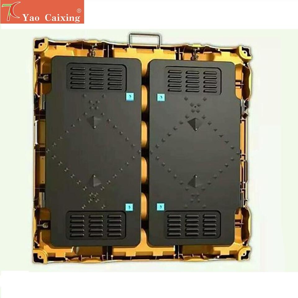 P6 RGB Pixel Aluminum Cabinet Panel HD Display Waterproof Dot Matrix P6.67 Smd Rgb Led Screen Hub75 Digital Display