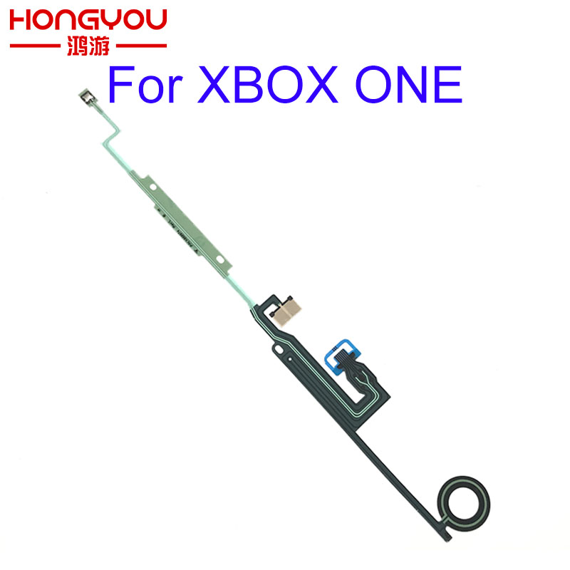 10pcs Flex Flat Ribbon Cable For Microsoft Xbox One Console Repair Replacement On Off On/off Power Switch Cable