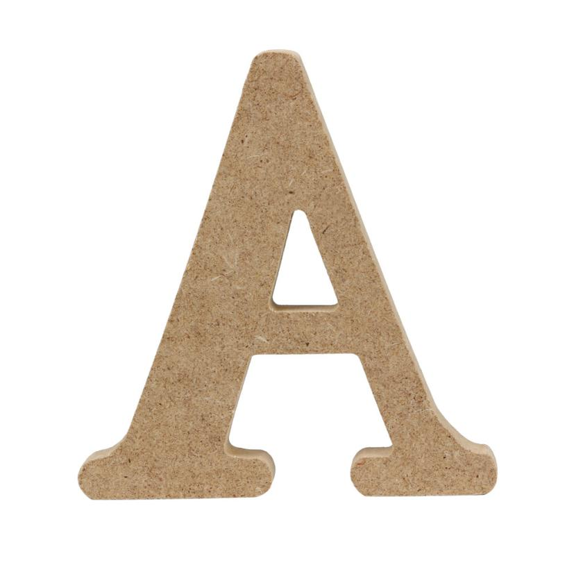 Mixed A Z Wooden Letter Alphabet Number Wood Wedding Craft