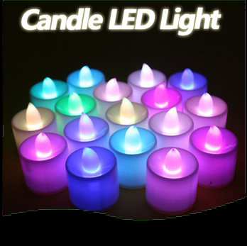 Delightful 20PCS/lot LED Lovely Candle 7 Color Change Good Night Light , Night Lamp,  Hanging/Table Lamp,bedroom Lighting In LED Night Lights From Lights U0026  Lighting On ... Photo Gallery