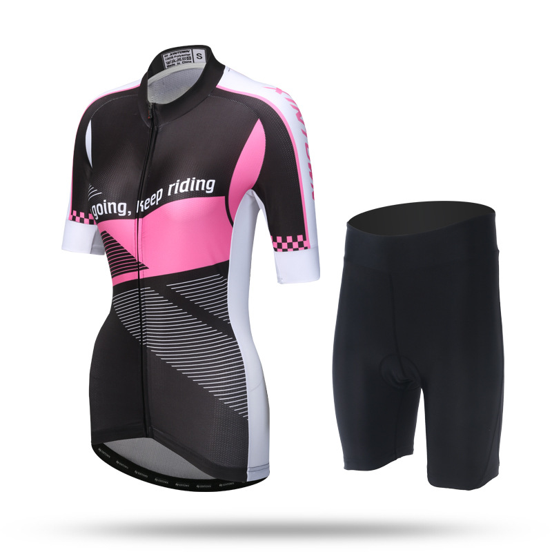 XINTOWN Men s Summer Short Sleeve Cycling Team Jersey Set MTB Bike Bicycle  City Road Ridding Clothing Shirt Shorts Suit-in Cycling Sets from Sports ... b00ab0651