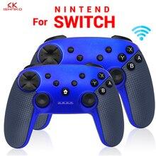 K ISHAKO 1Pcs/2 Pcs Wireless Gamepad for nintend switch controller Bluetooth Vibration Joystick Pro Controller Console