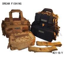 Bolsas de paquete de la cintura señuelo multifuncional Caminar al aire libre o la pesca señuelo peces vivos hebilla combinación 2 Unidades 1 bolsa caña de pescar