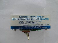 BELLA The Programmable Step Attenuator TAMAGAWA UPA 885JD 0 85dB DC 2GHz SMA
