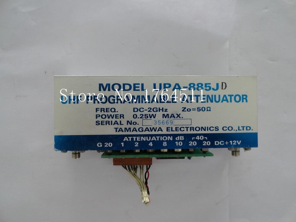 [BELLA] The programmable step attenuator TAMAGAWA UPA-885JD 0-85dB DC-2GHz SMA