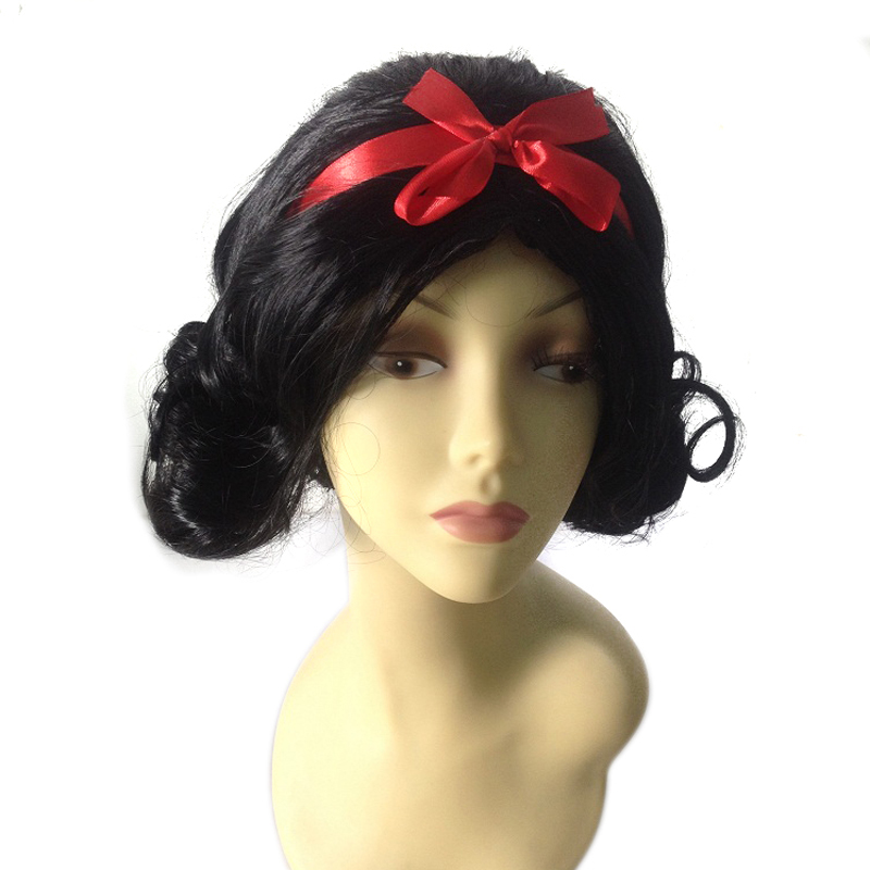 Cosplay Wigs Real Hair 4