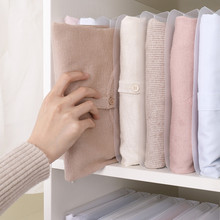 Gadgets For Folding Clothes Convenient Lazy Clothes Stacking Board Organizer Home Storage Organization