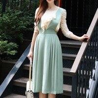 Dabuwawa Brand Deep V Split Elegant Pleated Long Skirt High Waist Suspender Skirt Sleeveless Casual Overalls Skirts #D17CRS015