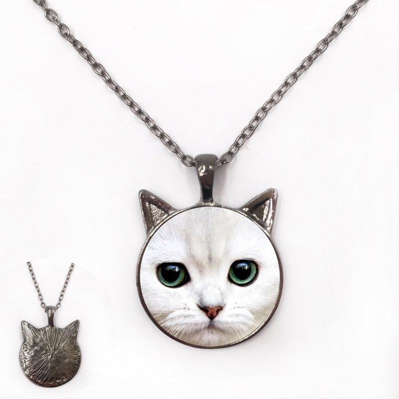 British Shorthair Jewelry British Shorthair Charm Jewelry Sterling Silver Handmade Cat Charm BRS8-C