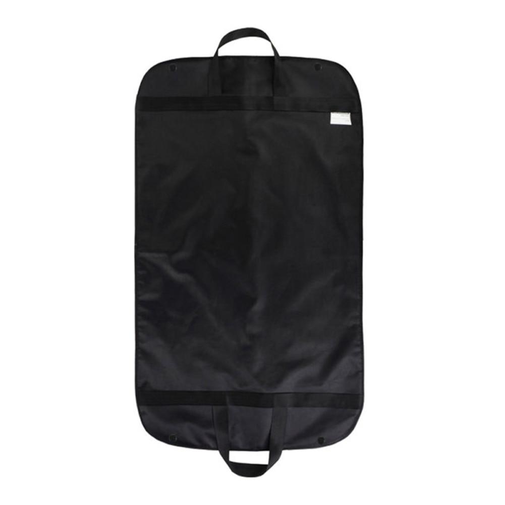 Piegato Anti-polvere Vestiti Copertura Sacchetto Di Indumento 60*100 Centimetri Vestito Del Vestito Di Immagazzinaggio Protector Nero Viaggi Carrier Di Goccia Trasporto Libero Modelli Alla Moda