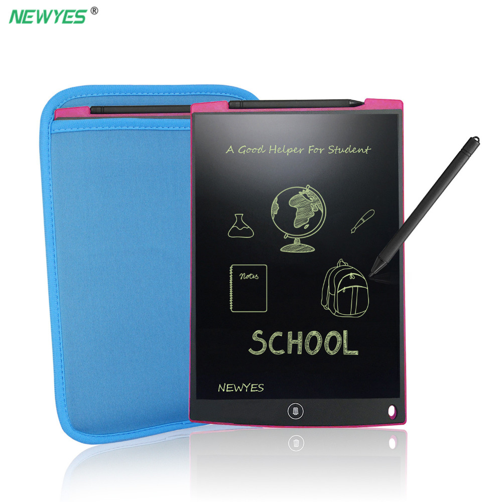 NEWYES 12 LCD Writing Tablet Digital Drawing Tablet Toy Portable font b Electronic b font Board