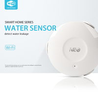 NEO Smart Wi Fi Water Sensor Flood And Leak Detector Alarm And App Notification Alerts No