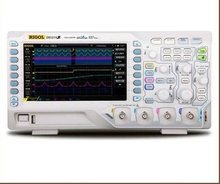 "RIGOL DS1074Z 4 Channels 70MHz Max. 1GSa/s Digital Storage Oscilloscope Memory Depth 12Mpts 30,000 wfm/s 7s"" TFT LCD 800x480 USB(China)"