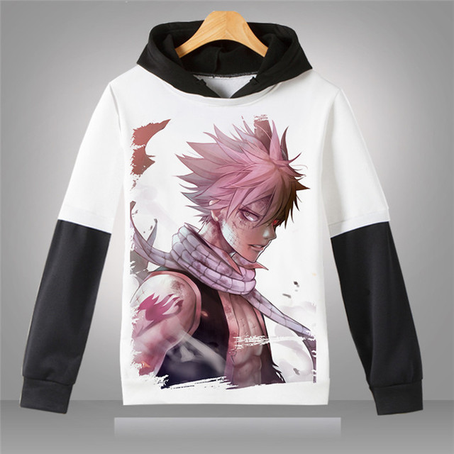Fairy Tail Casual Unisex Sweatshirts