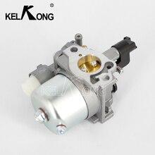 KELKONG carburador EX17 Ay para Robin Subaru, EX17D, 4 tiempos, Go Cart, Carry Presure, arandela, carburador