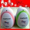 50 unid/lote!!! Serie Fetal Doppler de Sonidos del ángel, Ecografía bolsillo Monitor Fetal, Monitor de el Monitor Prenatal, puente de Fábrica Directamente